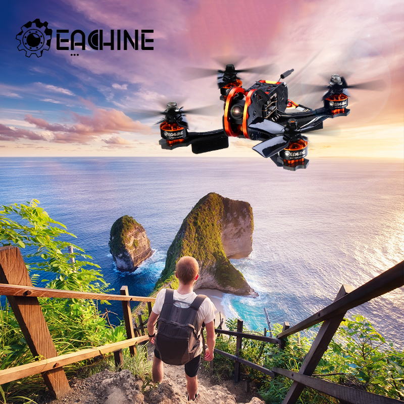 Eachine Tyro79 RC Quadcopter Drone Helicopter 140mm 3 Inch DIY Version FPV HD Profesional Camera F4 700TVL Racing Dron Toy|RC Helicopters| - AliExpress