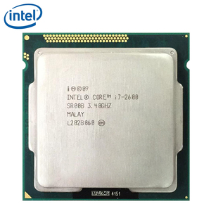 Intel Core i7-2600 i7 2600 Processor 8M Cache 3.4GHz CPU LGA 1155 95W 100% working properly PC Computer Desktop