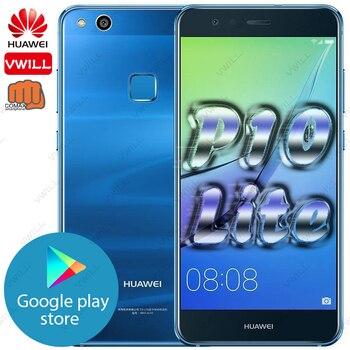 Global HUAWEI P10 lite 3GB 32GB Fingerprint unlock FastCharge GPU smartphone huawei lite Mobilephone 5.2'' Kirin 658 Octa Core gigaset me pro 3gb 32gb smartphone black