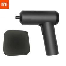 Xiaomi Mijia Rechargeable Sans Fil Tournevis 2000mAh Li ion 5N. m 3.6V Tournevis Électrique Avec 12 pièces S2 Embouts de Vissage pour mihome