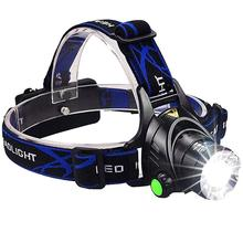 5000LM Cree XML-L2 T6 Led Zoomable Headlight Waterproof Head Torch Flashlight Head lamp Fishing Hunting Light ru 8000lm xml l2 xm l t6 led headlamp zoomable headlight waterproof head torch flashlight head lamp fishing hunting light