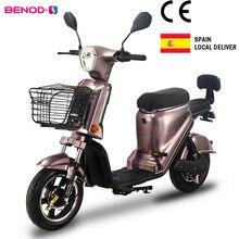 Motocicleta elétrica scooter moto de poupança de energia bicicletas elétricas motocicleta-assistida scooter motor ciclomotor transporte da ue