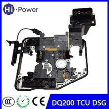 Unité de commande de Transmission dorigine, DQ200 0AM DSG OAM927769D testé (nécessite le numéro de VIN), boîtier de Transmission TCU TCM 0AM325066AC