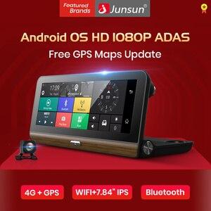 Junsun E31P Pro Car DVR Camera 4G ADAS 7.80