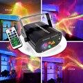 Chims лазерный светильник для вечеринки RGB Aurora светодиодный цветной проектор для дискотеки  танцевальной музыки  вечеринки  рождественской ве...