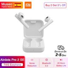 2020 Xiaomi Mi Air2 SE Wireless Bluetooth Earphone AirDots Pro 2 SE TWS Mi True Wireless Earbuds Touch Control SBC AAC