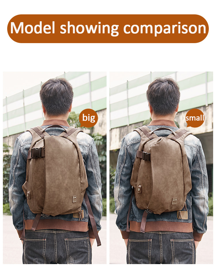 Hd745e0f382fb4e48a8066f82be0aaefdo - DIDE Male Backpack USB Charge Waterproof 15.6 inch Laptop Backpack Leather Travel Casual Vintage School Bag For Men Black