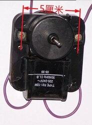 good working for Double door switch refrigerator fan motor motor F61-10M