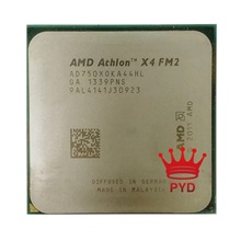 AMD Athlon II X4, 750X 750, 3.7G, 65W, Quad Core, FM2