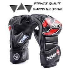 Fighting gloves mma gloves boxing peak thickened 5 cm sandbag sanda gloves boxing gloves Muay Thai fighting
