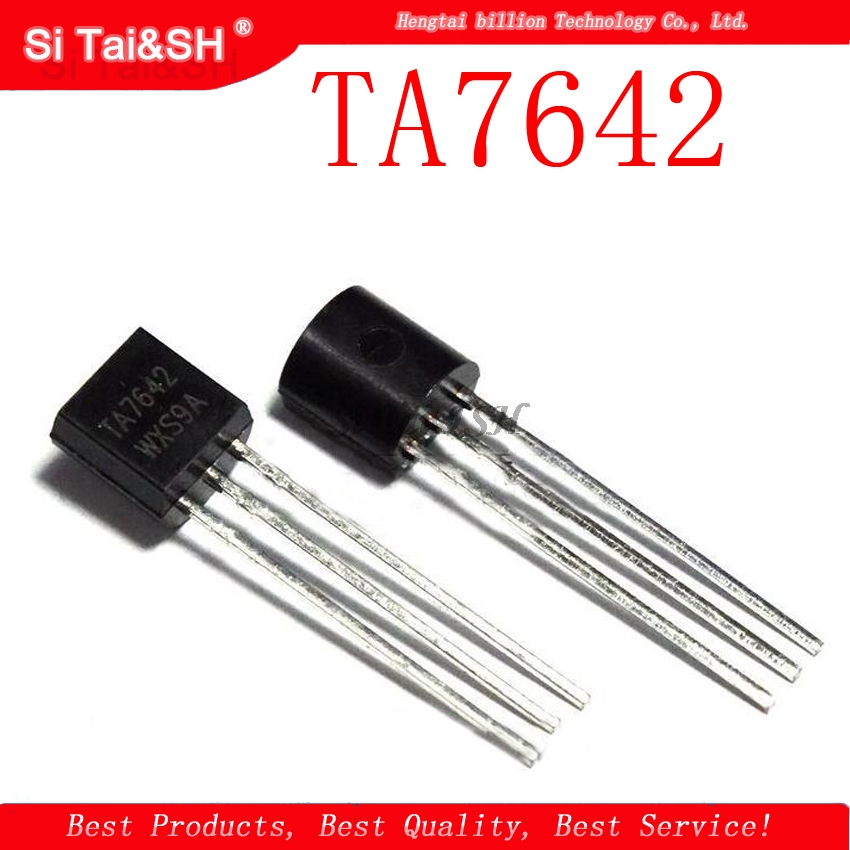 20pcs/lot TA7642 TO-92 TO92