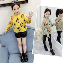 Get more info on the Kids Sweater for Girl Autumn Children Girls Clothes Woolen Cotton Toddler Girls Cardigan Kids Knitted Clothes Sweater For Girls