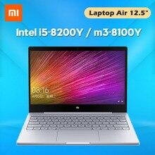 Original Xiaomi Laptop Air 12.5'' Laptop 4GB RAM 128GB 256GB ROM SSD Notebook Wndows 10 Computer PC  Ultra-Thin Light Portable