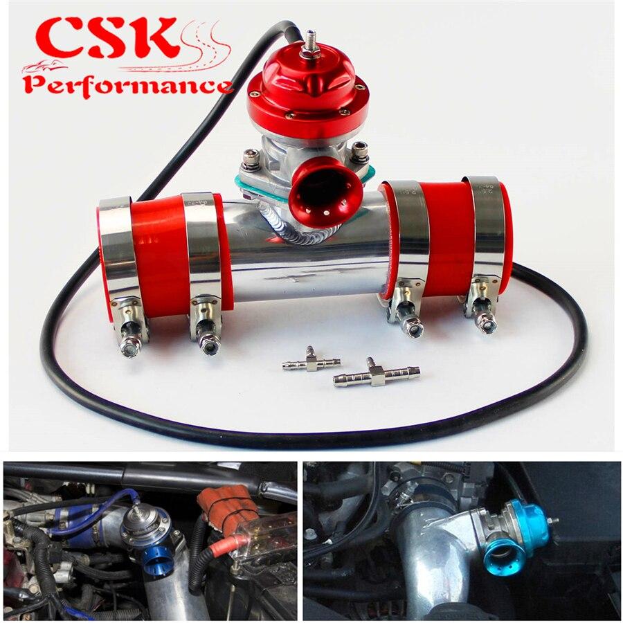 30PSI предохранительный клапан BOV + тип RS 2,5