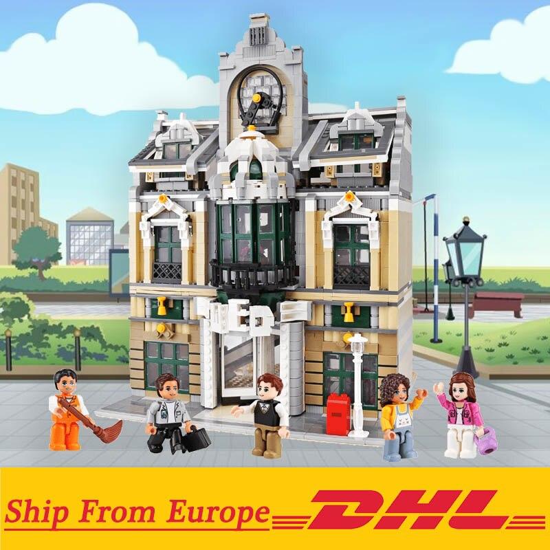 10211 CREATOR SHOP BOUTIQUE LEGO COMPITIBLE BUILDING MOC CUSTOM GRAND EMPORIUM