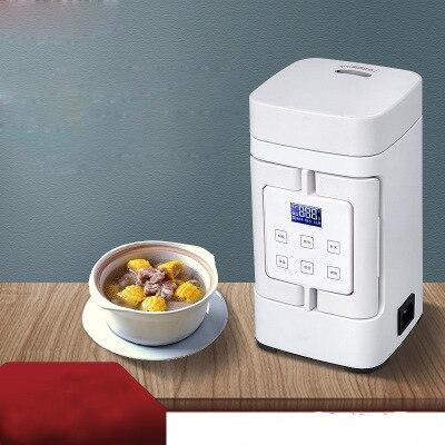 600 мл термоэлектрический чайник, сохраняющий здоровье чайник, бутылка с подогревом горячей воды, семейный дорожный тушение, медленная Варка, чайник, чашка