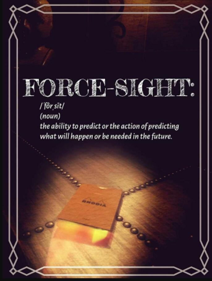 2020  Force-Sight By Colin McLeod , Magic Tricks (no Props)