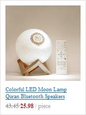 Quran Toque Lâmpada Sem Fio Bluetooth Speaker