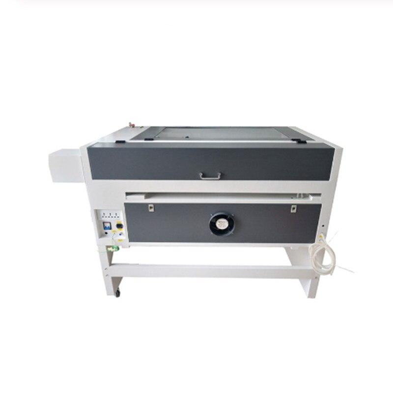 600*900 9060 100w ruida system Verschiffen zu Russland cnc router acryl sperrholz glas laser stecher maschine desktop