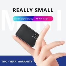 20000mAh Mini Power Bank Tpye-C Mirco USB Intput Quick Charg