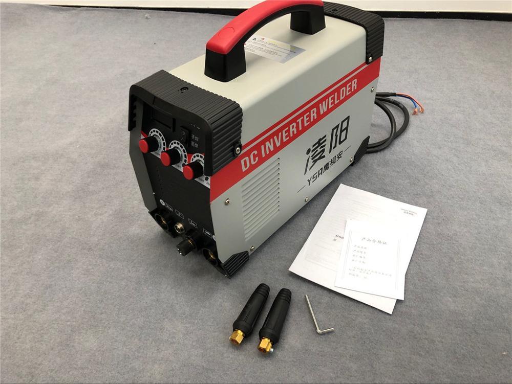2в1 ARC/TIG IGBT инвертор дуговой Электрический сварочный аппарат 220V 250A MMA сварочные аппараты для сварочных работ электрические рабочие электрои...