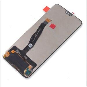 Image 5 - لهواوي الشرف 8X LCD عرض JSN L21 JSN AL00 JSN L22 اللمس شاشة محول الأرقام إصلاح أجزاء ل الشرف 8X LCD عرض مع الإطار