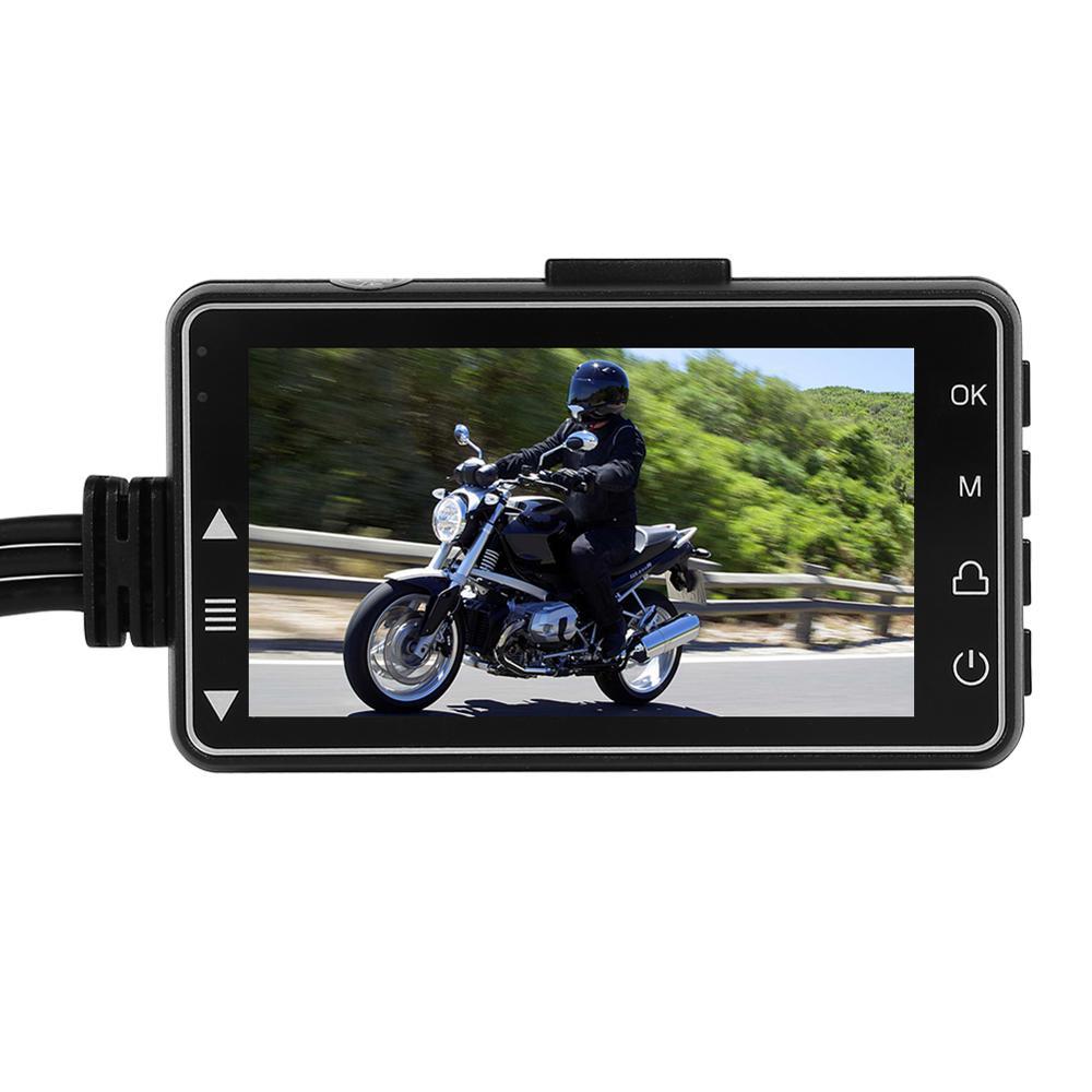HD Motorcycle DVR Camera  2
