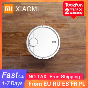 Image 5 - 2020 XIAOMI Original MIJIA Robot Vacuum Cleaner for Home Automatic Sweeping Dust Sterilize Smart Planned WIFI App Remote Control