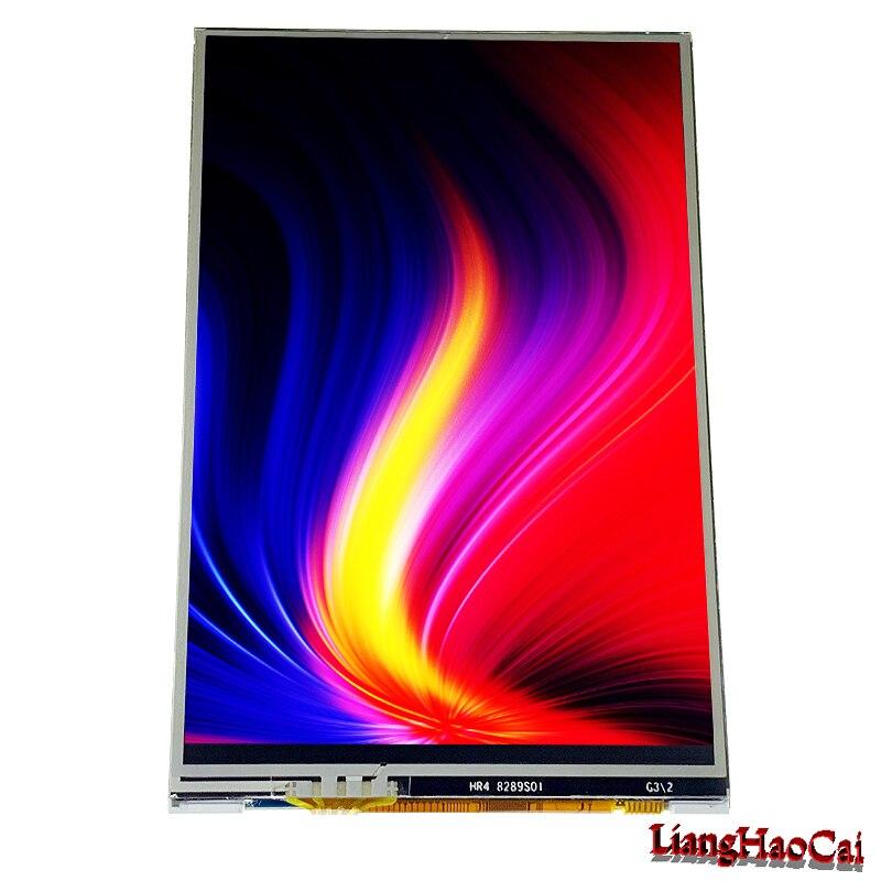 ЖК-дисплей STM32 IPS с полным обзором, 3,5 дюйма, TFT ЖК-дисплей, экран, читаемый при солнечном свете, ILI9486, широкий визуальный 320 * RGB * 480, сенсорная пан...