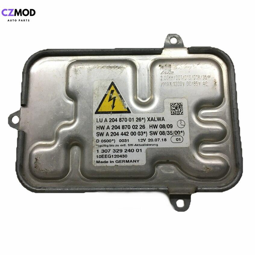CZMOD Original 10EEG120430 1 307 329 240 01 Xenon Headlight HID Ballast D1S D1R 130732924001 130732924000 Used Car Accessories