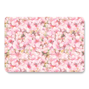 Flowers Pattern Case for MacBook