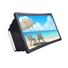 цена на Mobile Phone Video Screen Magnifier 2 kinds of types for all kinds of smart phones dynamic feeling stronger