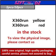 SZFTHRXDZ 5pcs 10PCS X360run para x360 slim (Trindade e Coroa) com 96 MHz