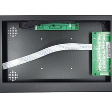 Controller-Board Alloy-Case LED 16:9-Panel 2-Hdmi for LCD EDP DIY Metal Universal Compatible