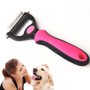 Hair-Removal-Comb Grooming-Tool Trimming Deshedding-Brush Dogs Cat-Detangler One/double-Side-Comb