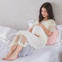 Подушка для беременных U-образная Подушка для беременных женщин с боковым сном, поддержка живота, многофункциональная подушка для облегчения боли, товары для дома для беременных и взрослых