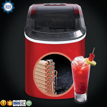 Home used diameter 20 * 25mm size ice making machine for milk tea store ice with hole prices for Europe(China)