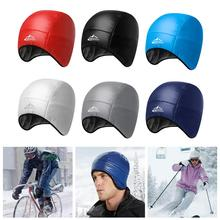 Уличная водонепроницаемая ветрозащитная Вельветовая шапка для альпинизма, лыжного спорта, зимняя Лыжная шапка с ворсом, хлопковый пух, широко применимый свободный размер