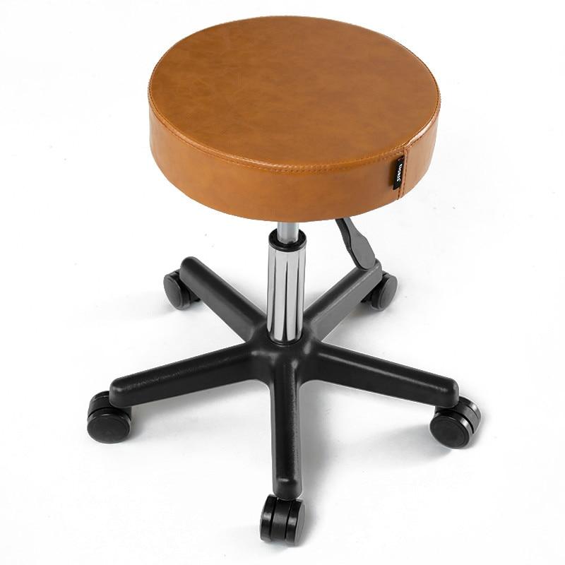 Beauty Stool Rotating Lifting Round  At The Bar   Chair  Office Surgery Master
