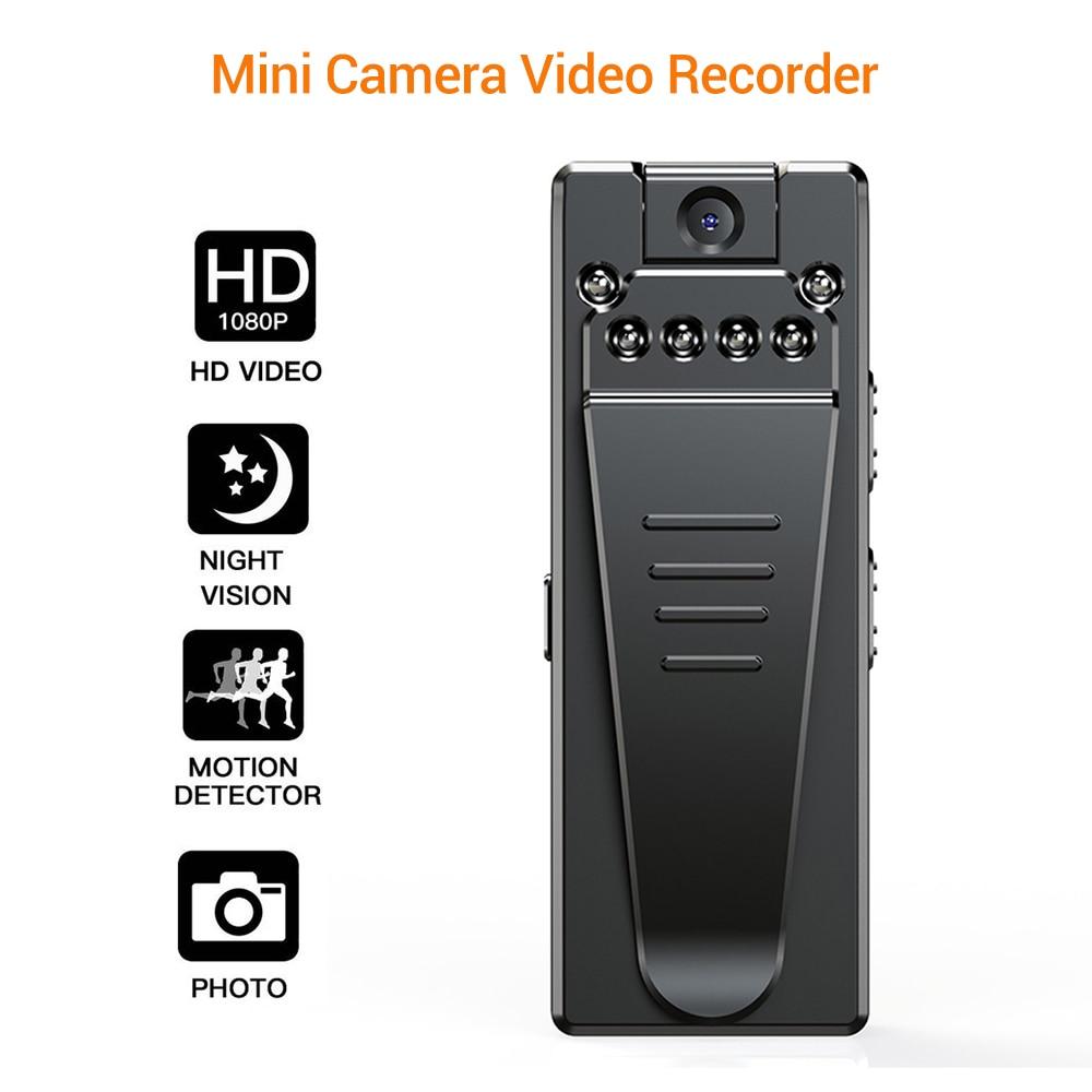 Baby Monitor Mini camera /& Camcorder HD 1080P Night Vision with Micro Cameras