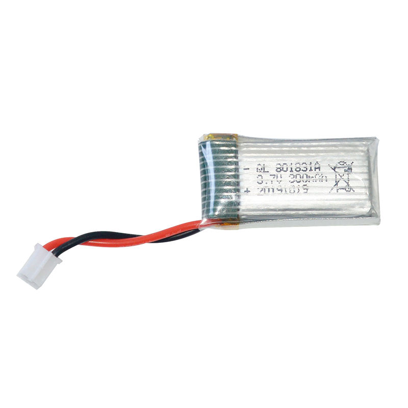 L6082 DIY All in One Air Genius Drone RC Quadcopter Parts <font><b>3.7V</b></font> <font><b>300mAh</b></font> 25C <font><b>Lipo</b></font> <font><b>Battery</b></font> image