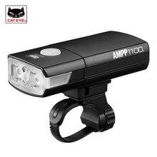 CATEYE – phare de vélo ROCKBROS rechargeable par USB, phare de guidon de vélo de nuit, imperméable, accessoires de lampe de poche avant
