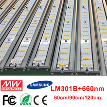 LED Grow Light-Bar Quantum-Board Greenhouse-Tent Indoor-Plants Samsung Lm301b Full-Spectrum