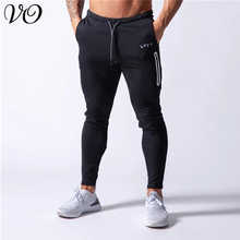 Men's Trousers Sportswear Pocket Jogger Fitness Fashion Zipper New And Autumn Spring