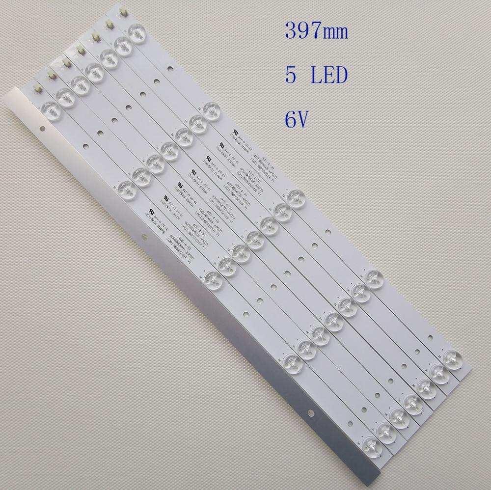 Led-Backlight-Bar 400S8606X8-A0035 Philco TV PH40R86DSGW E34036 40S-4-10 94V-O DY-01