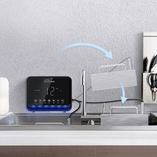Новая портативная мойка, автоматическая Бытовая ультразвуковая посудомоечная машина, небольшая отдельно устанавливаемая