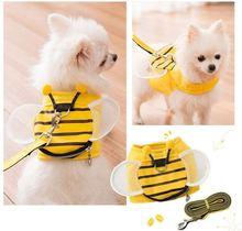 Поводок для маленьких собак + поводок веревка комплект без дросселя