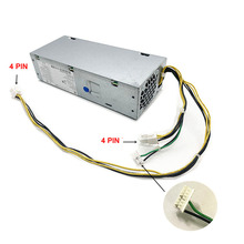 Power-Supply Desktop 180W New for HP 281/G3/400/.. L07658-004 PCH019 Switching Original