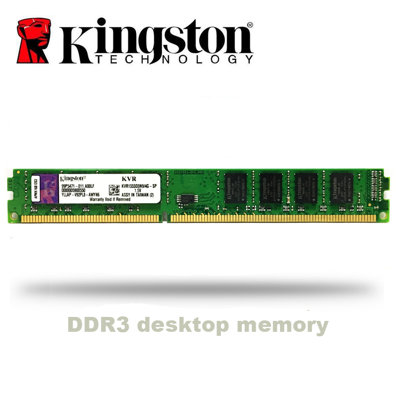 Kingston 2gb 4gb 8gb Pc3 Ddr3 1333mhz 1600mhz Desktop Memory Ram 2g 4g 8g Dimm 10600s 8500s 1333 1600 Mhz Rams Aliexpress
