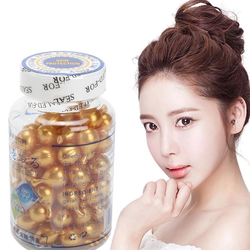 90Pcs Vitamin E Face Cream Extract Anti Wrinkle Whitening Face Cream Anti Aging Moisturizing Wrinkle Remove Face Care